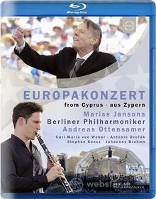 Berliner Philharmoniker - Europakonzert 2017 (Blu-ray)