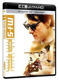 Mission: Impossible - Rogue Nation (4K Uhd+Blu-Ray) (2 Blu-ray)