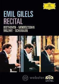 Emil Gilels. Recital
