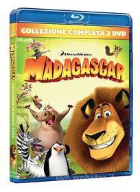 Madagascar Collection (3 Blu-Ray) (Blu-ray)