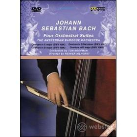 Bach Johann Sebastian. Four Orchestral Suites