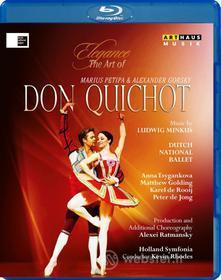 Don Quichot. Marius Petipa & Alexander Gorsky (Blu-ray)