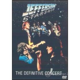 Jefferson Starship. The Definitive Concert
