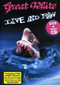 Great White - Live & Raw (2 Dvd)