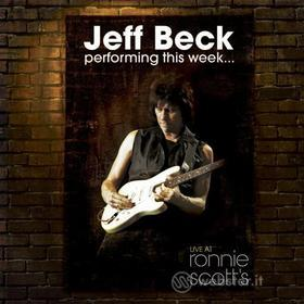 Jeff Beck - Performing This Week: Live At Ronnie Scott'S Jazz (Blu-ray)
