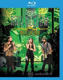 Lady Antebellum - Wheels Up Tour (Blu-ray)
