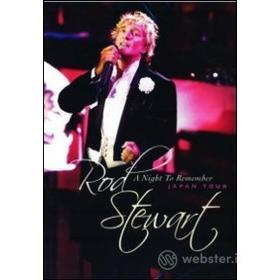 Rod Stewart. A night to Remember. Japan Tour