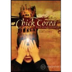 Chick Corea. The Ultimate Adventure. LIve in Barcelona