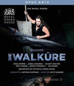 Wagner / Mellor / Stemme - Die Walkure (Blu-ray)