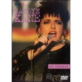 Candye Kane. In Concert