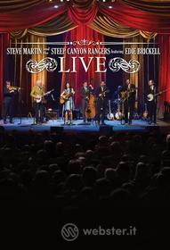 Steve Martin & The Steep Canyon Rangers - Steve Martin & The Steep Canyon Rangers (Blu-ray)