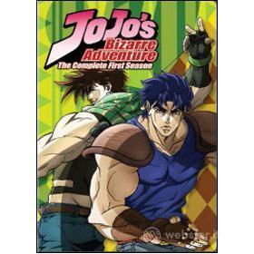 JoJo's Bizarre Adventure. Stagione 1 (3 Dvd)