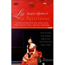 Jacques Offenbach. La Vie Parisienne (2 Dvd)