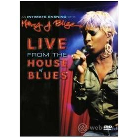 Mary J. Blige. Live From The House Of Blues