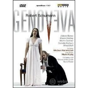 Robert Schumann. Genoveva