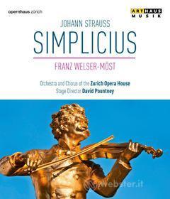 Johann Strauss. Simplicius (Blu-ray)