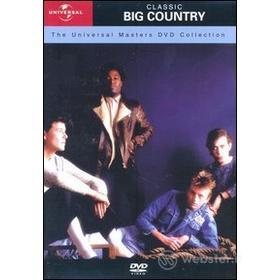 Big Country. The Universal Masters DVD Collection