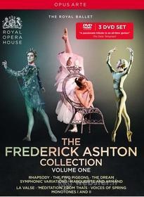 Frederick Ashton Collection Vol. 1 (3 Dvd)