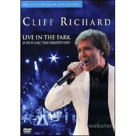Cliff Richard. Live in the Park