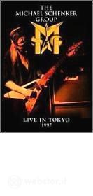 Michael Schenker Group - Live In Tokyo 1997