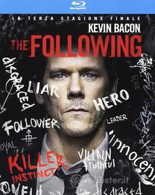 The Following. Stagione 3 (3 Blu-ray)