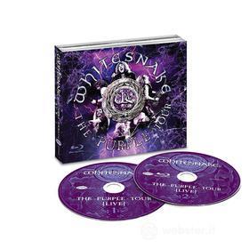 Whitesnake - The Purple Tour Live (Live) (2 Blu-Ray) (Blu-ray)