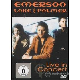 Emerson, Lake & Palmer. Live in Concert