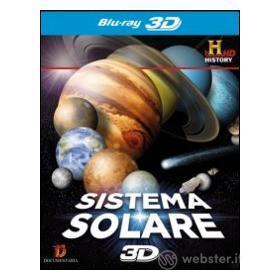 Sistema solare 3D (Blu-ray)
