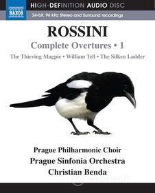 Gioacchino Rossini - Complete Overtures #01 (Blu-Ray Audio) (Blu-ray)