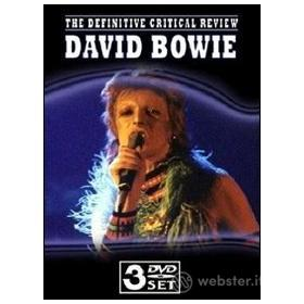 David Bowie. The Definitive Critical Review (3 Dvd)