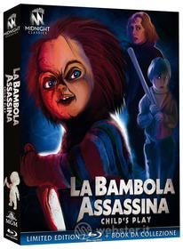 La Bambola Assassina (1988) (Ltd Edition) (3 Blu-Ray+Booklet) (Blu-ray)
