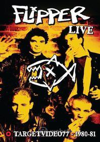Flipper. Live Target Video 1980-81
