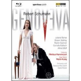 Robert Schumann. Genoveva (Blu-ray)
