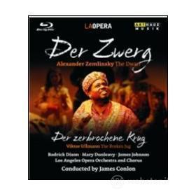 Alexander Von Zemlinsky. Der Zwerg. Der Zerbrochene Krug (Blu-ray)