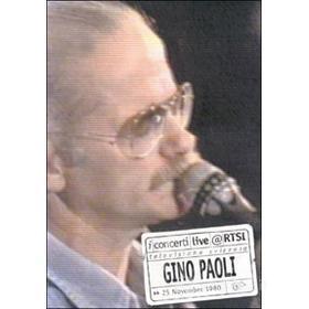Gino Paoli. Tv Recital