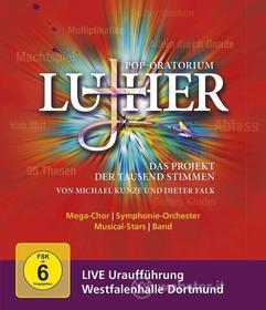 Luther Pop Oratorium (Blu-ray)