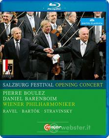 Salzburg Festival Opening Concert (Blu-ray)