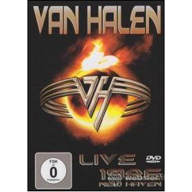 Van Halen. Live 1986. New Heaven