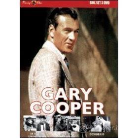Gary Cooper (Cofanetto 3 dvd)