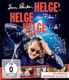 Helge Schneider - Lass Knacken, Helge! (2 Blu-ray)