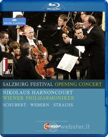 Salzburg Opening Concert 2009 (Blu-ray)