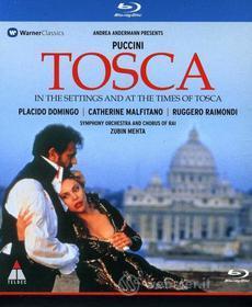 Tosca. Nei luoghi e nelle ore di Tosca (Blu-ray)