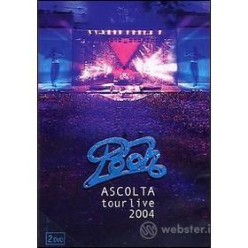 Pooh. Ascolta Live Tour 2004 (2 Dvd)