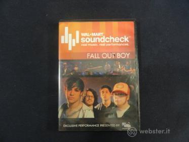 Fall Out Boy - Soundcheck (Cd+Dvd)