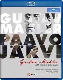 Gustav Mahler. Symphonies Nos. 5 & 6 (Blu-ray)