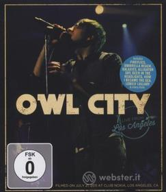 Owl City - Live From Los Angeles (Blu-ray)