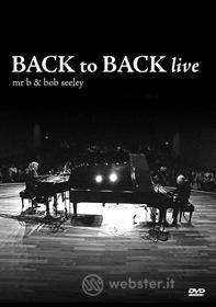 Mr. B - Back To Back Live