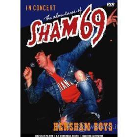 Sham 69. Hersham Boys In Concert