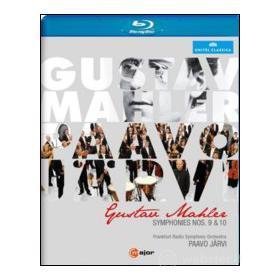 Gustav Mahler. Symphonies Nos. 9 & 10 (Blu-ray)