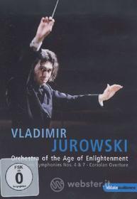 Vladimir Jurowski. Beethoven, Symphony No. 4, 7, Coriolan Overture